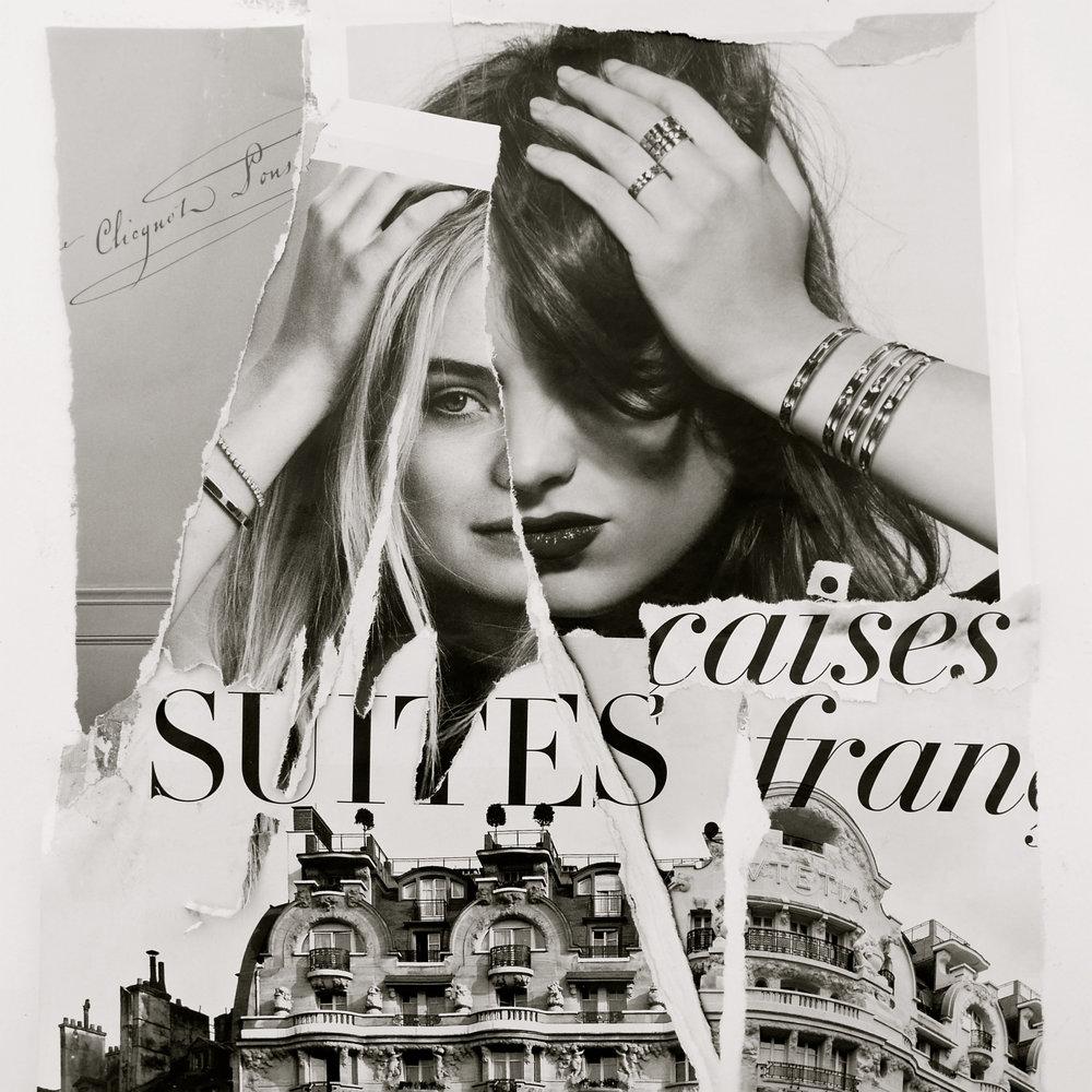 Letra pequeña (Suites françaises) - 1