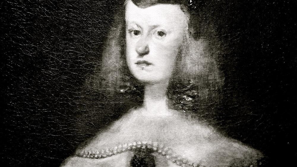 Pau. Velázquez L'Infante Marguerite - 2