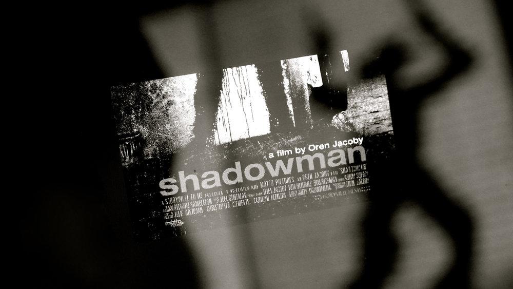 Richard Hambleton Shadowman