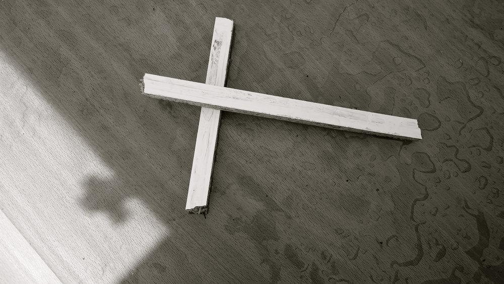 Vía crucis cajón mostrenco