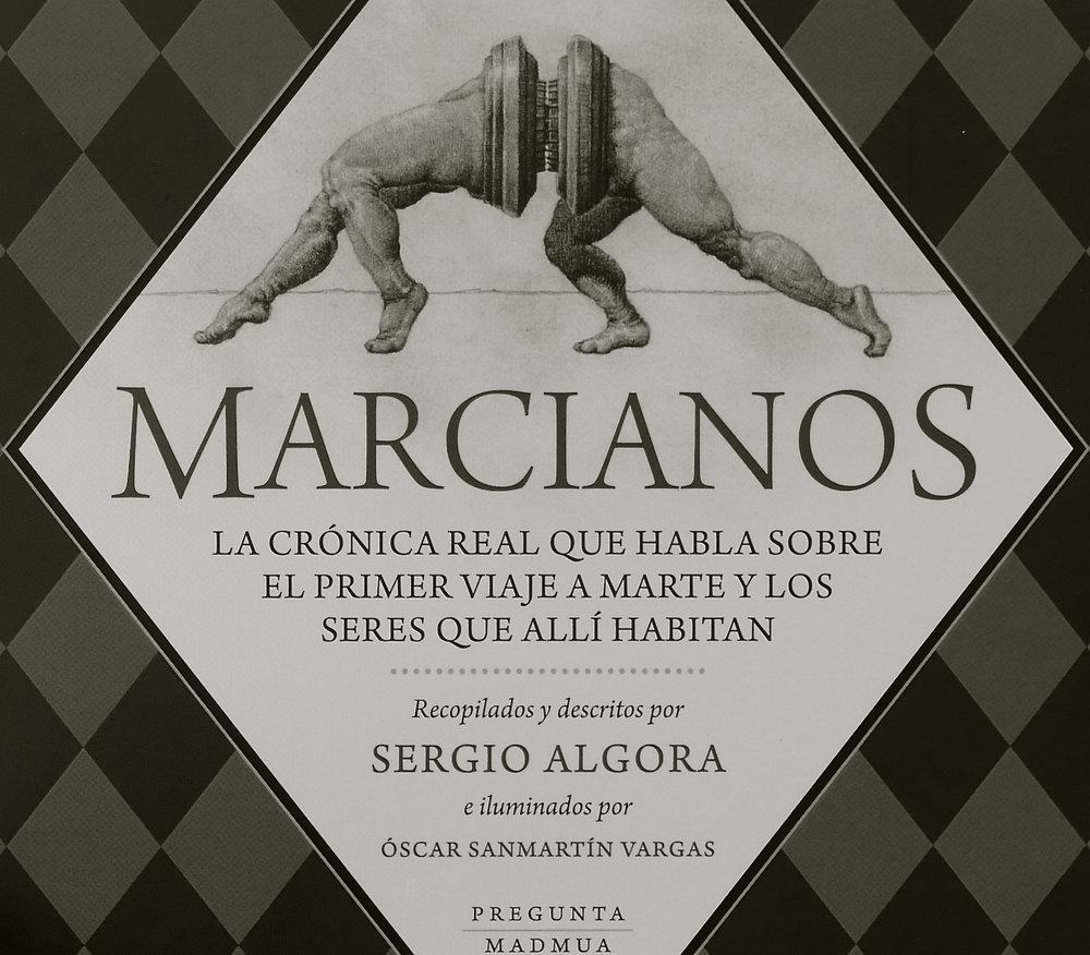 Marcianos. Sergio Algora/Óscar Sanmartín