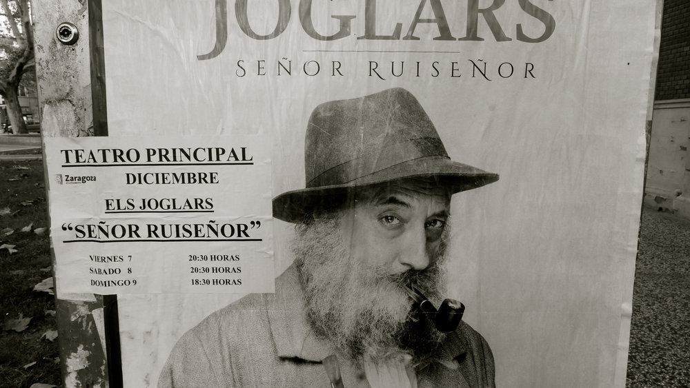 Señor Ruiseñor Joglars