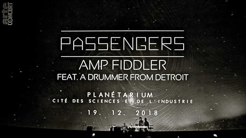 Passengers Amp Fiddler Feat. A Drummer From Detroit - 2