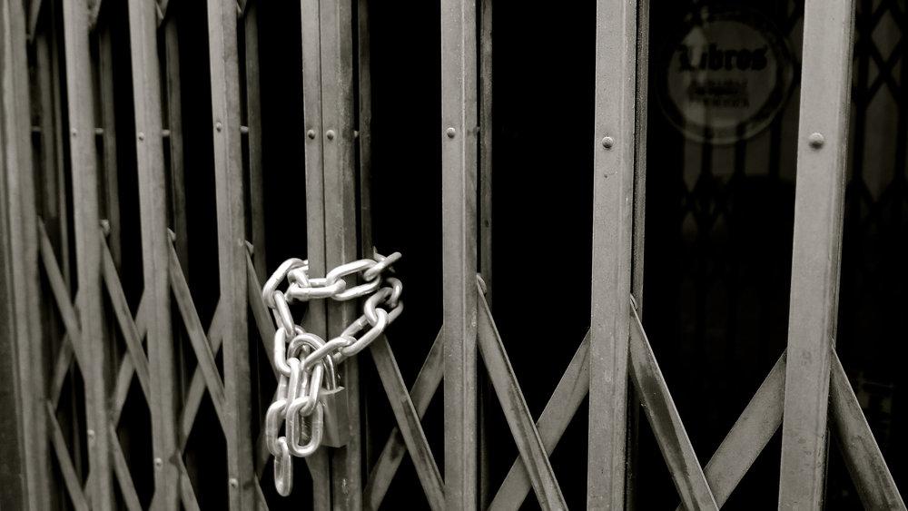 Libros y cadenas