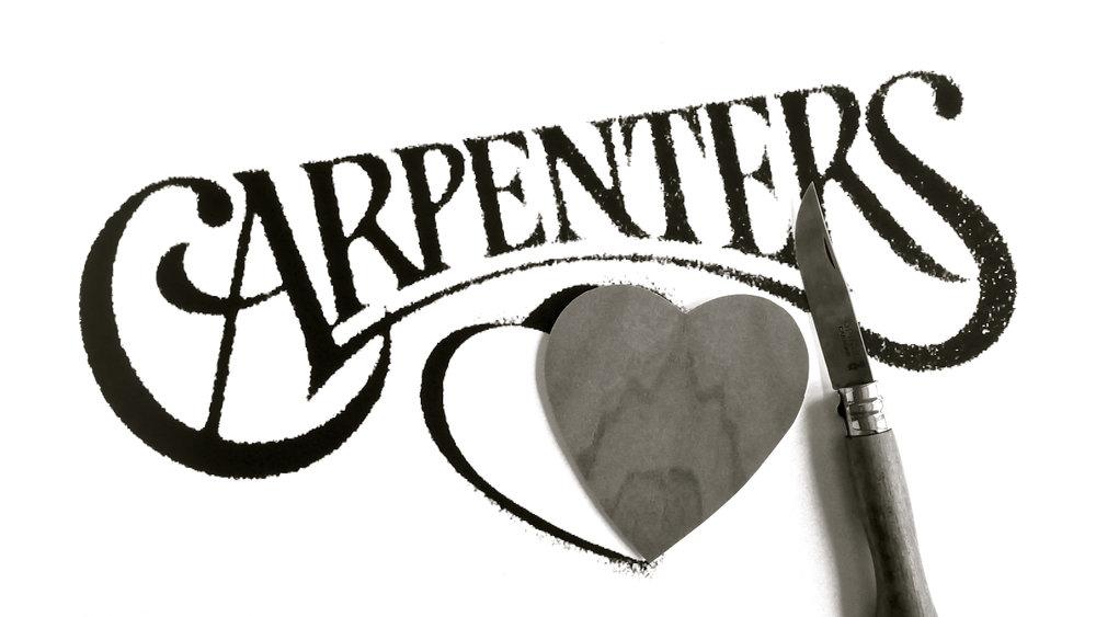 Corazones Carpenters bn
