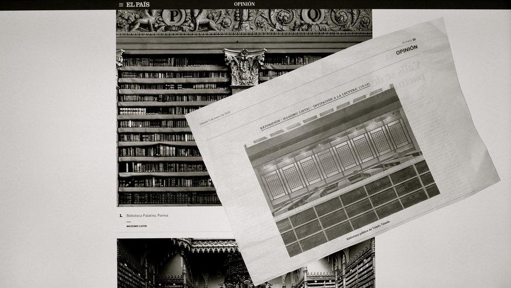 Massimo Listri Bibliotecas