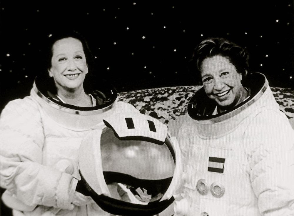 Astronautas Vainica Doble