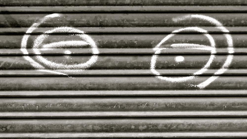 Graffiti Ojitos - 1