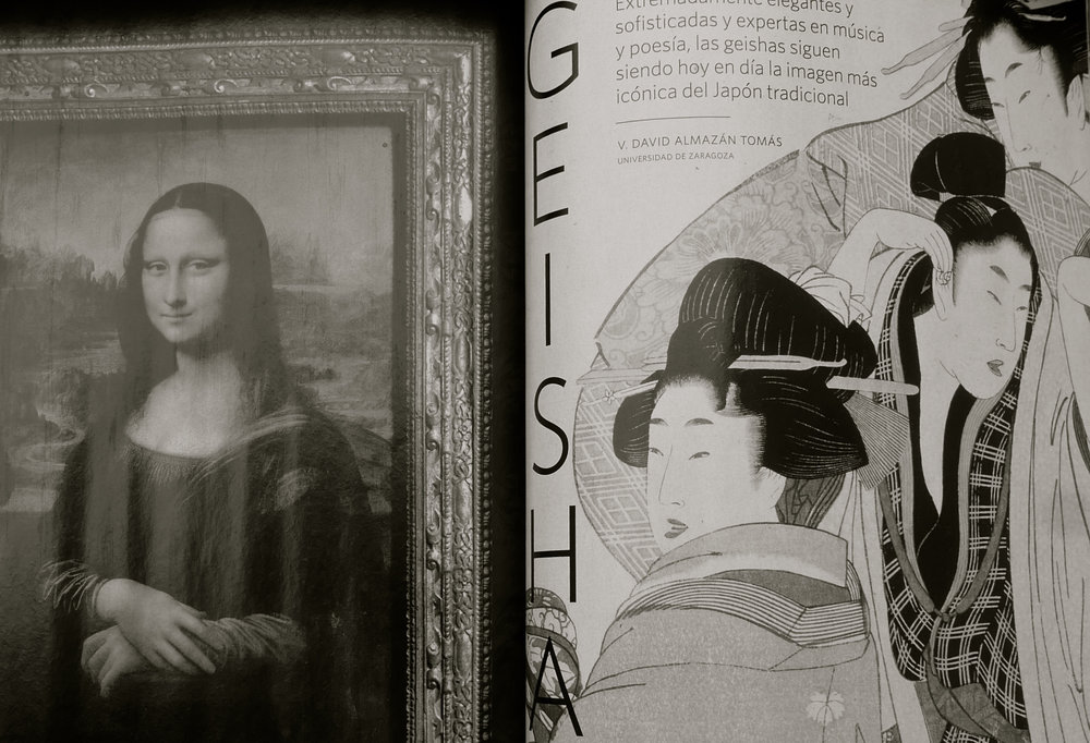 Lisa y las Geishas