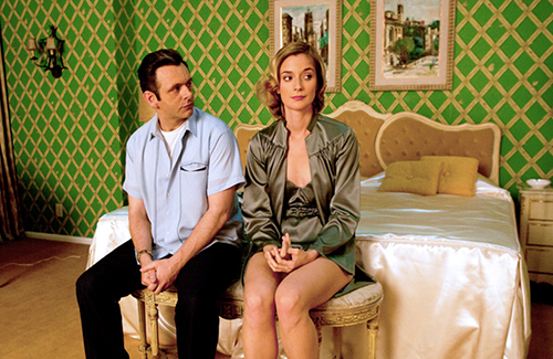 Dr. Masters could really use a fucking solid from the wardrobe department. Everything he wears is ill-fitting.  Mrs. Masters on the other hand is simply stunning.