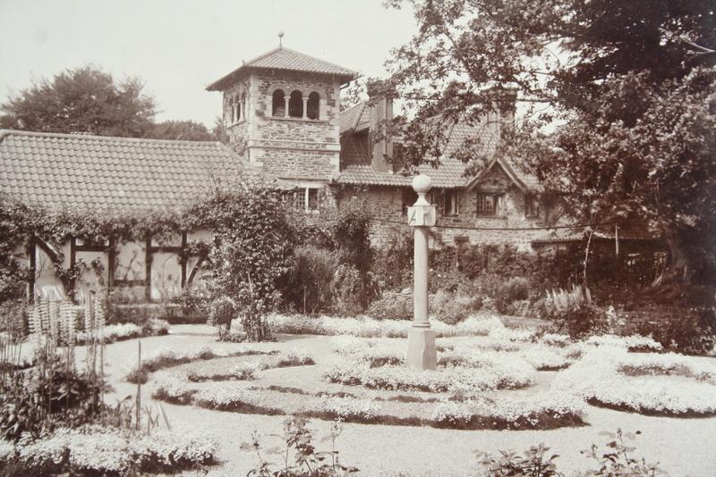 Bothy Garden approx. 1915