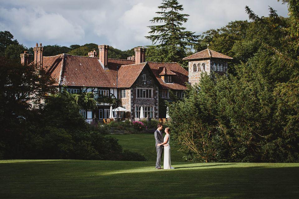 Coach house wellington wedding