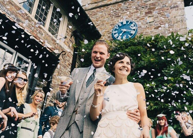 Dartmoor Wedding Venue Coombe Trenchard 11
