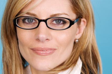 Eyeglasses on lady.jpg