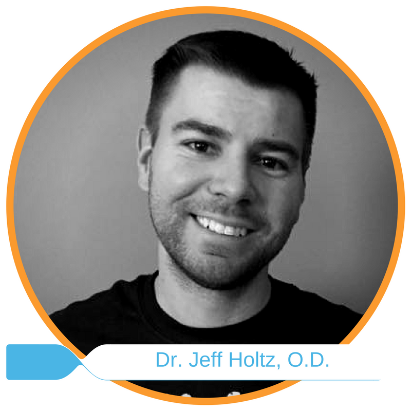 Dr. Jeff Holtz, Stonewire Optometrist Edmonton