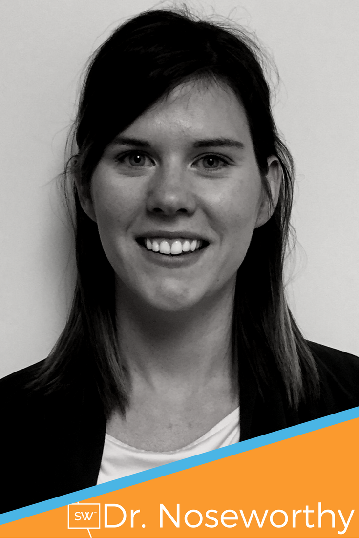 Dr. Megan Noseworthy, Stonewire Optometry Edmonton Alberta