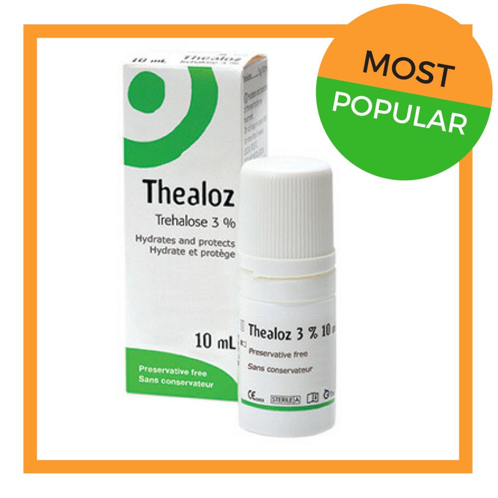 Thealoz  - Trehalose 3% - Preservative Free   Cost: $24.99 per 10ML +GST