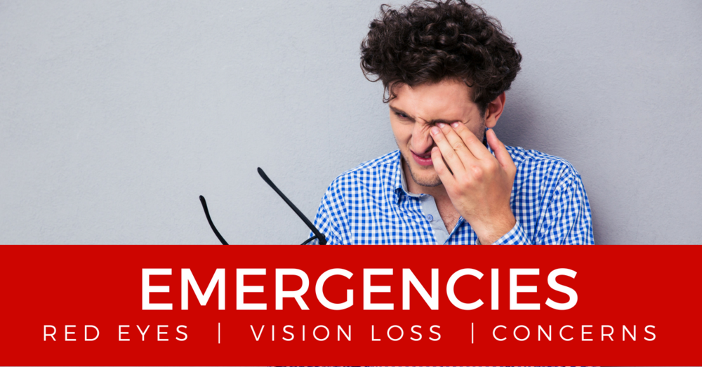 Emergency eye exams edmonton for red eyes vision loss and eye concerns. 96f6702ef9d8