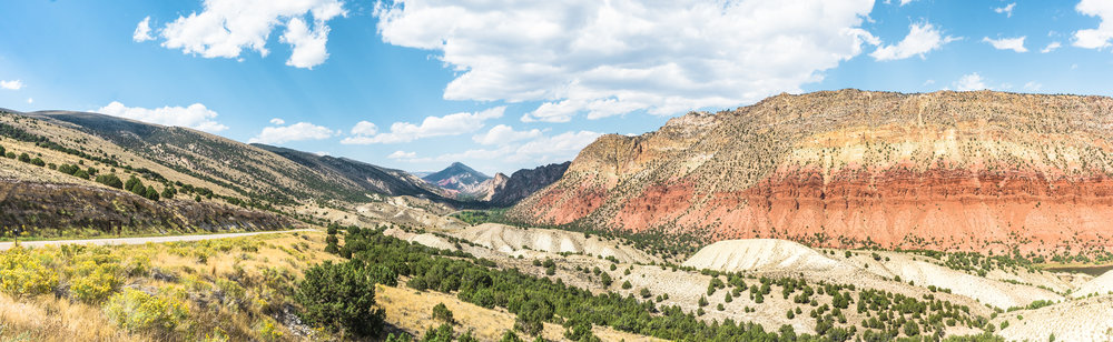 Flaming Gorge Byway, Utah