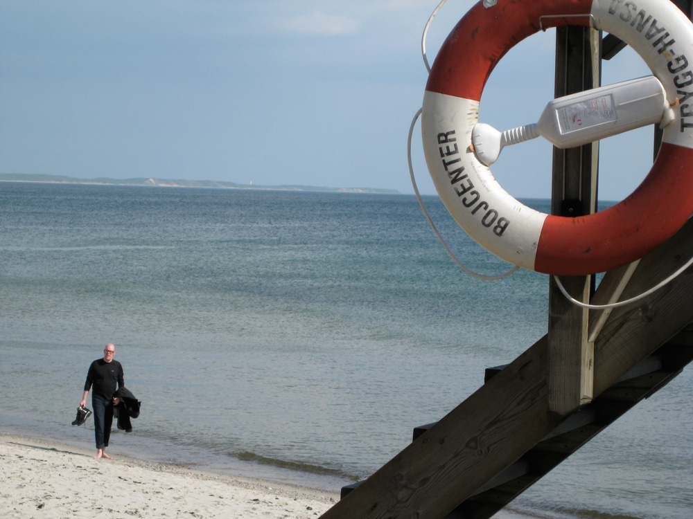 A leisurely walk along the Baltic Coast of Southern Sweden