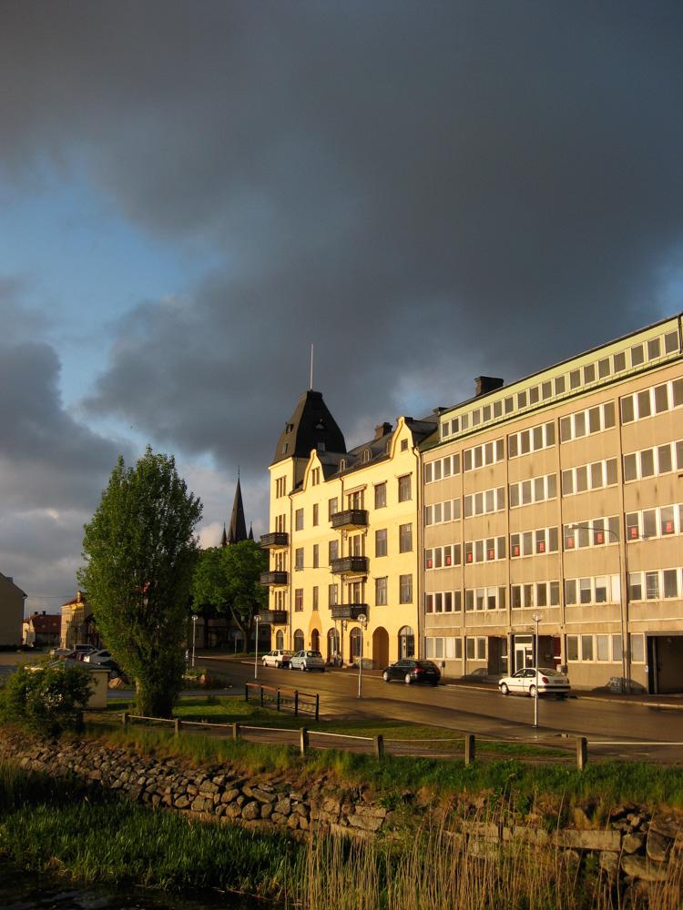 Mariestad, Sweden.