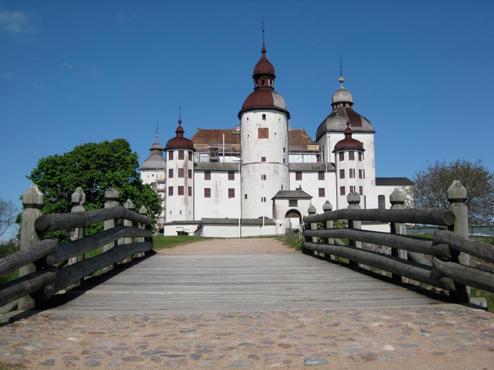 Läckö Castle,Kållandsö, Sweden