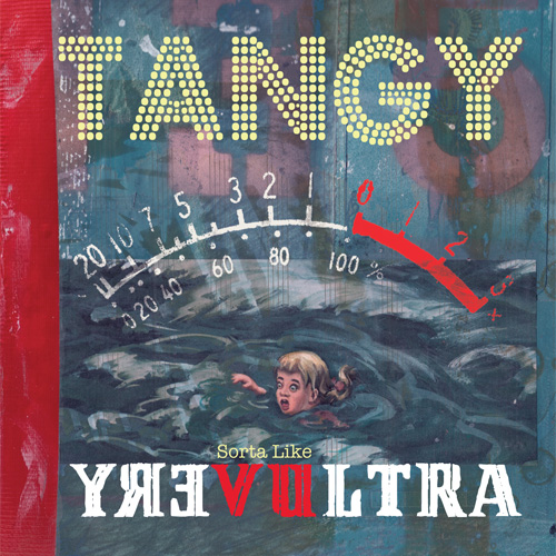 Sorta Like Very Ultra  by Tangy, Audio CD