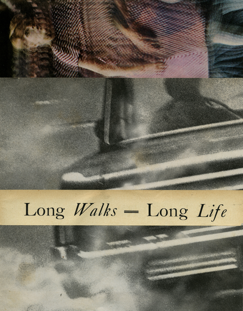 Long Walks - Long Life