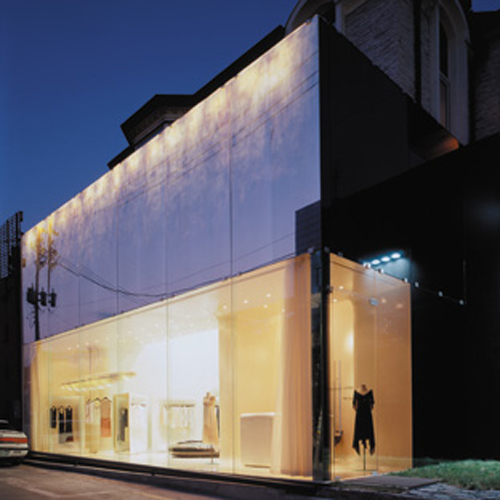 Martine Sitbon Designer Shop Seoul, South Korea