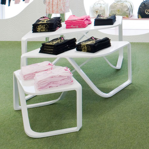 Barbie Display Table