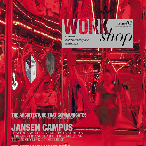 "Workshop ""Virgin Alantic JFK"" Issue 07 China"
