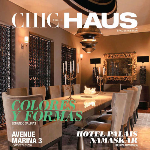"Chic Haus ""Virgin Atlantic JFK Clubhouse"" March 2013 Mexico"