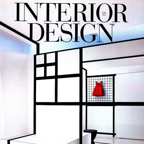 "Interior Design Magazine ""They've Got Game"" April 2011 New York, NY"