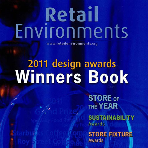 "Retail Environments   ""Softline Specialty Store""   March 2011   New York, NY"