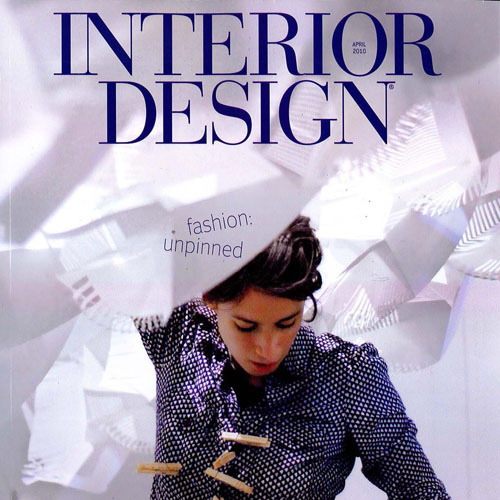 "Interior Design Magazine ""Beyond the Velvet Rope"" April 2010 New York"