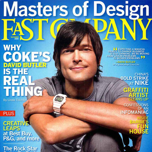 "Fast Company Magazine ""Barbie World"" October 2009 New York"