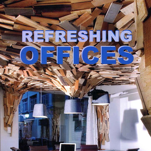 "Refreshing Offices ""Avalon Bowery Place"" Phoenix Publishing December 2011"