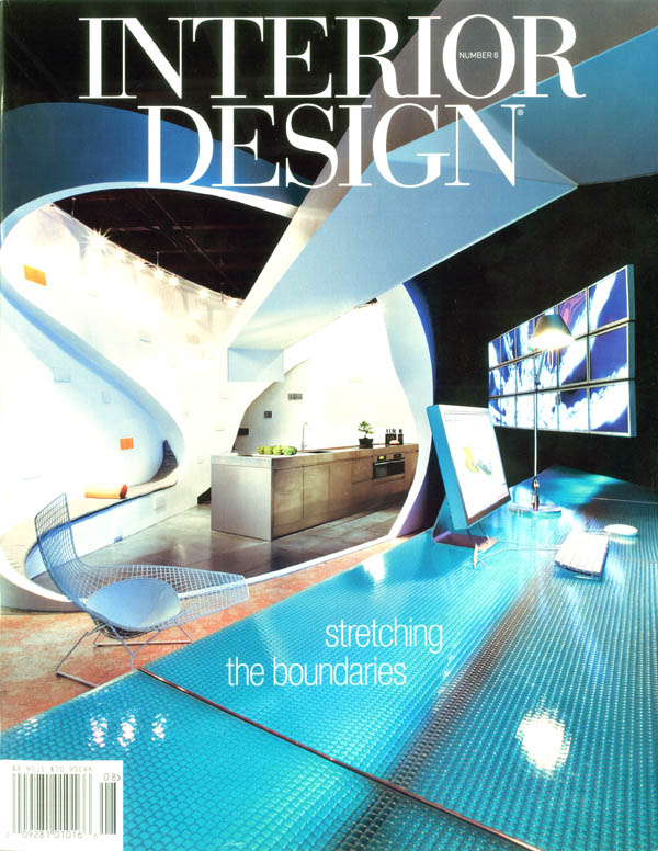 2006 interior design magazine slade architecture