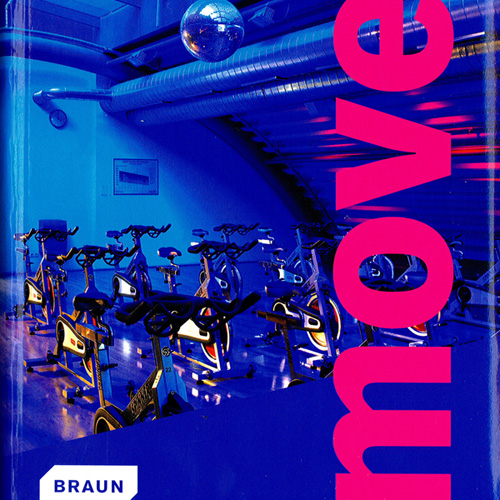 Move! Best of Gym Design 2010 Braun Publishing; China