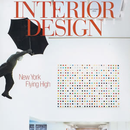 "Interior Design Magazine ""Best of the Year"" December 2006 New York"
