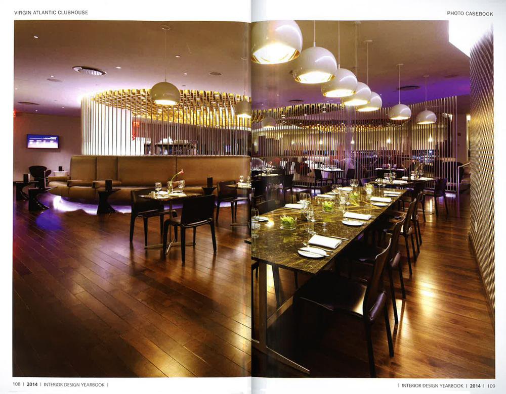 2014 interior design yearbook slade architecture for Interior design yearbook