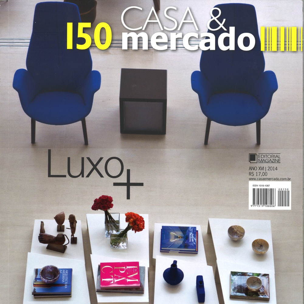 """CASA & mercado """"Espera boa"""" 2014 Brazil"""