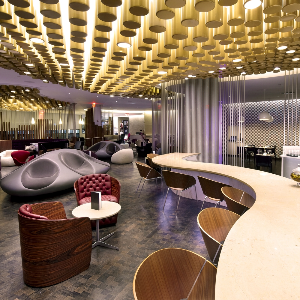 Virgin Atlantic JFK Clubhouse New York, NY