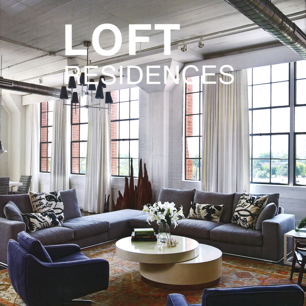 "Loft Residences ""Greene Street Loft"" 2016 China"