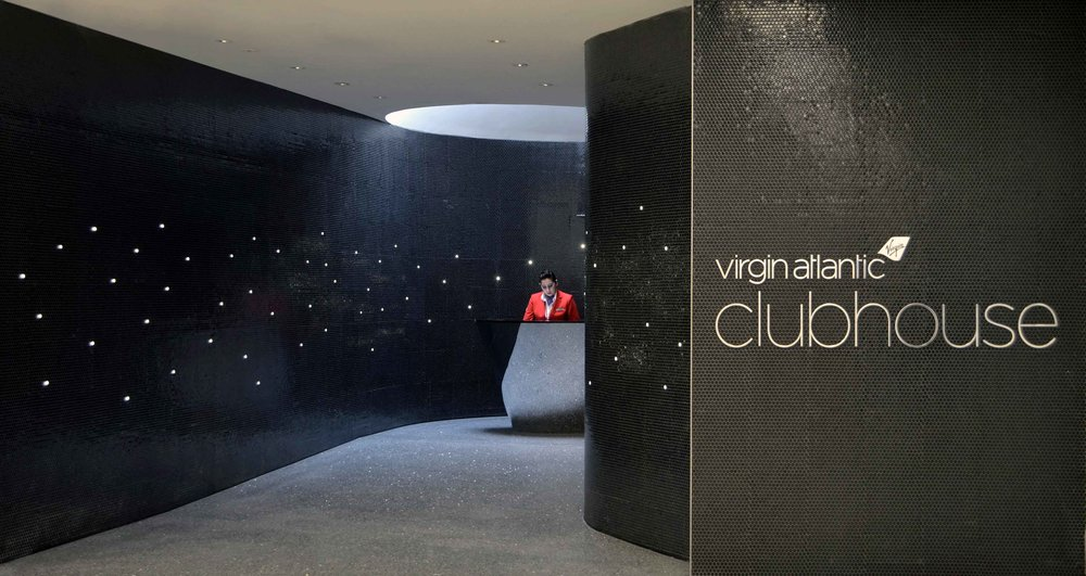 HOSPITALITY | VIRGIN ATLANTIC CLUBHOUSE AT NEWARK