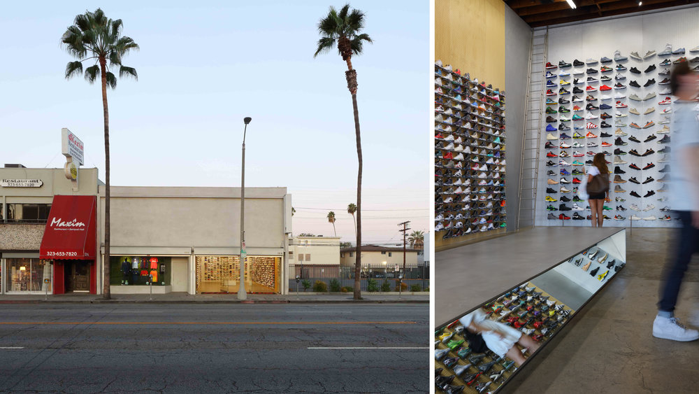 RETAIL | FLIGHT CLUB LA