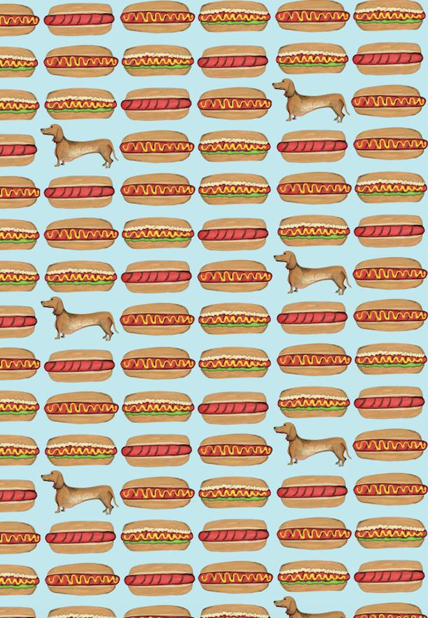 Weenies Pattern