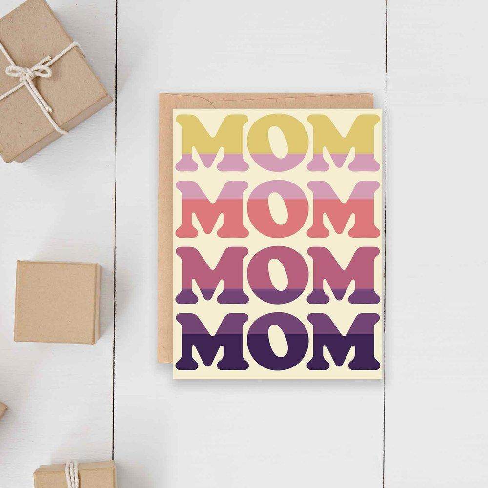 Mom Repeat Card