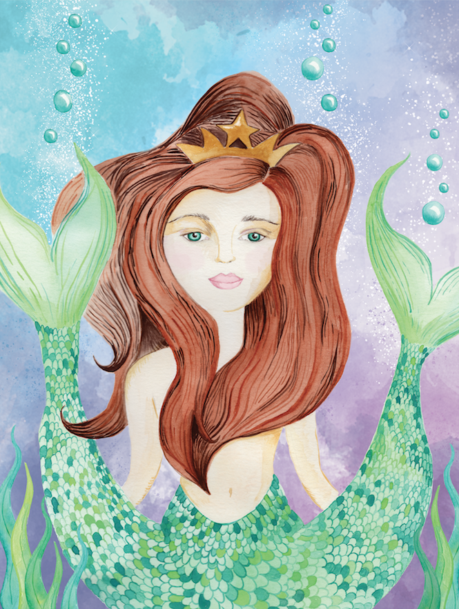 Elizabeth Caparaz Starbucks Mermaid.png