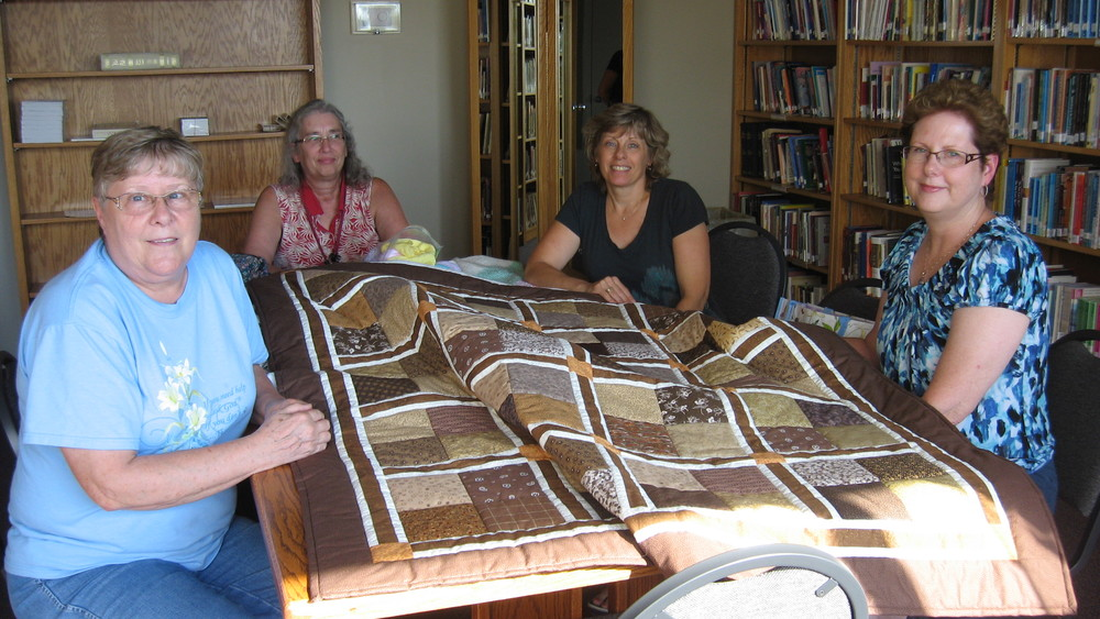 Peacemaker's Quilts